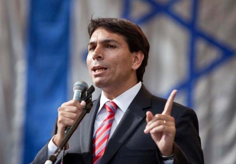 Danny Danon and the Likud party fight for the very survival of Israel.
