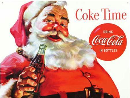 Christians Promote Coca Cola Santa For Christmas News