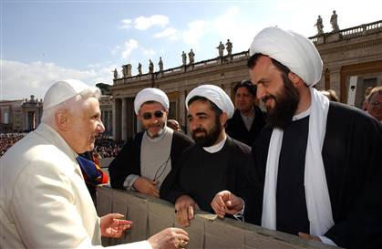 pope muslim Vatican council and papal statements on islam home | offices as pope john paul ii said in his memorable speech to young people at casablanca in morocco.