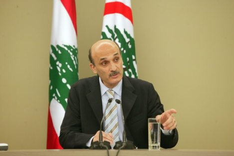 "Samir Geagea is a good example of a ""Christian"" leader who is more concerned with money than the Kingdom of God."