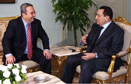 Both Ehud Barak and Hosni Mubarak needs to be saved. Because jugdment is coming.