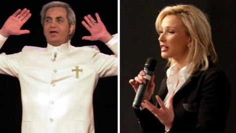 Benny Hinn and Paula White