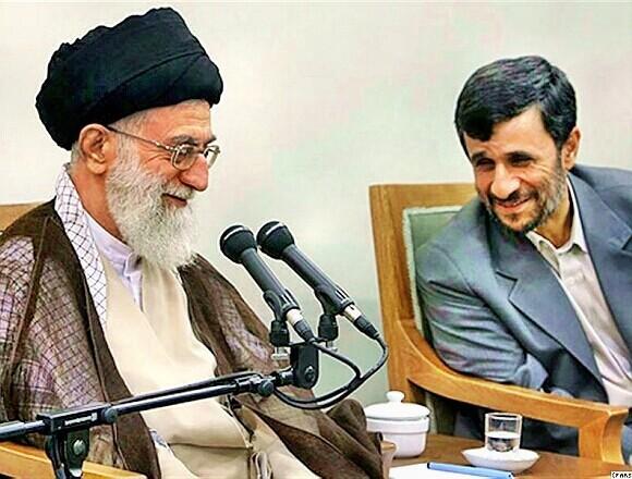 iran ayatollah khamenei ahmadinejad Muslim Democracy
