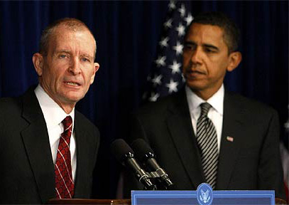 Security Advisor John Brennan helps President Obama to search for «moderate» Islamic terrorists they can support