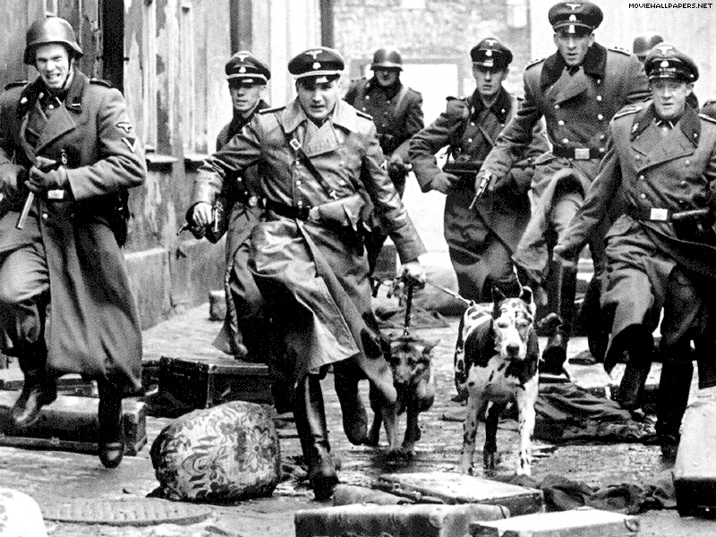 the nazis and the jews The germans' faith in the nazi regime carried with it a broad acceptance of the nazis' measures against the jews.
