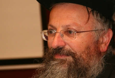 "Jewish rabbi Shmuel Elyahu wants to see blood sacrifices in a bid to please ""god""."