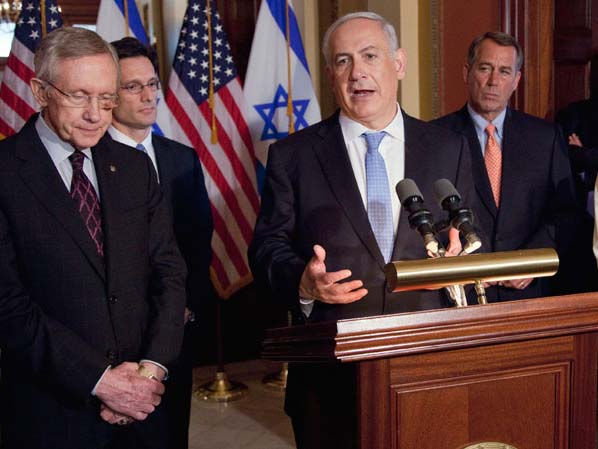 Jew Detector: Obama Continues To Put Pressure On Netanyahu