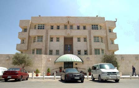The Israeli Embassy in Amman has been closed due to Islamic Facebook threats.