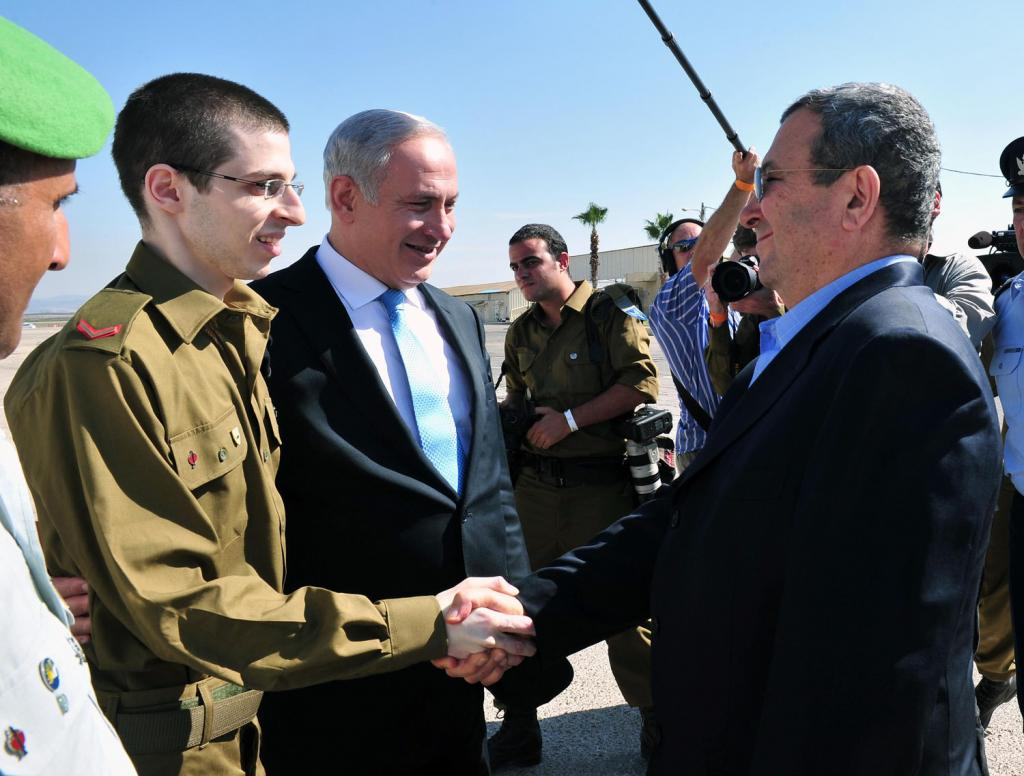 ehud barak never again a �gilad shalit deal� � news that
