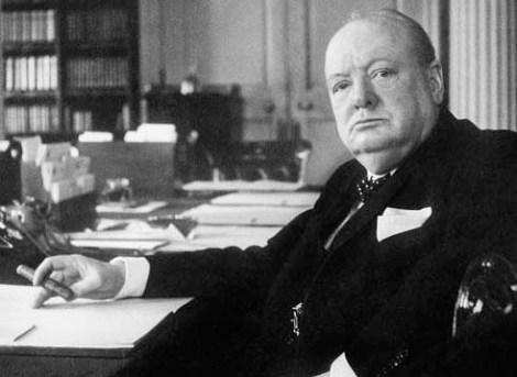 Winston Churchill spoke the truth at all times. The truth defeated Nazism in Europe at a very high cost. .