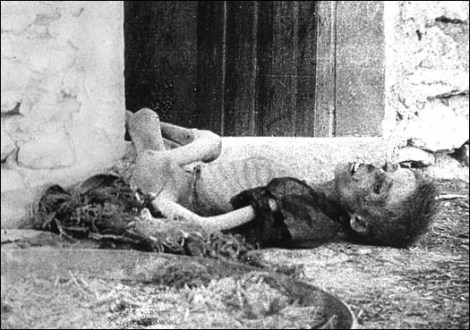 The followerers of Muhammad slaughtered all the Armenian Christians in Turkey.