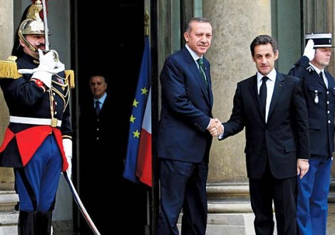 NATO member France needs to put its own ally in place over genecide of Armenians.