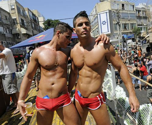 Seual Perversion Is On The Rise In Tel Aviv Just Like It Grew To A