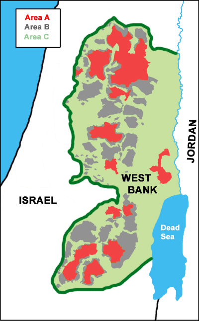 As long as the Israeli army comtrols Area B and C, the Jewish state will survive.