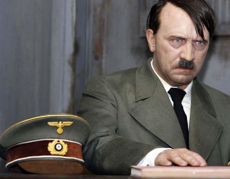 Hitler Had A Sun God Symbol On His Uniform Cap News That Matters