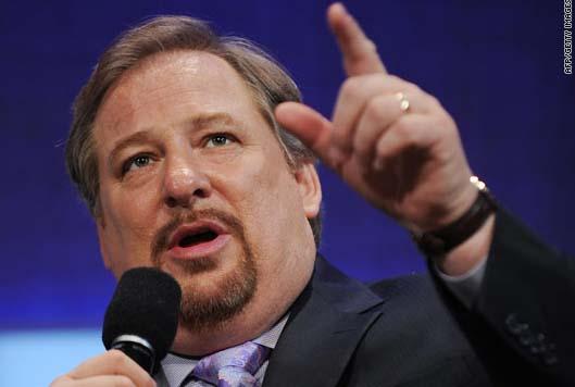 """Rick Warren Claims Islam-critics Are """"non Christians"""