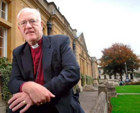 Lord Cary warns of increase in persecution of Christians in the UK.