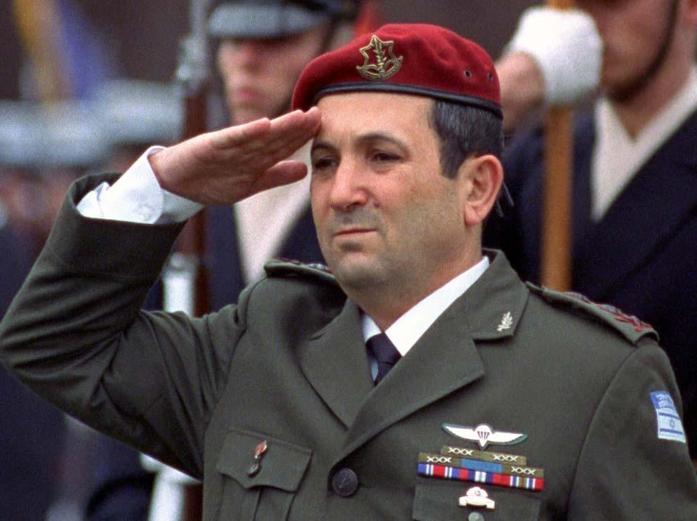 Resultado de imagen para Ehud Barak