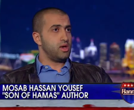 The son of Hamas advice the Israeli leadership to remove the Hamas-regime in Gaza.