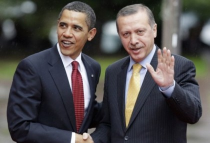 "Tayyip Erdogan and Barack Obama will soon brand Hamas as a suitable ""peace partner"" for Israel."