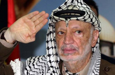 Even after his death, Islam tries to use Yasser Arafat to demonize and attack the Jews.