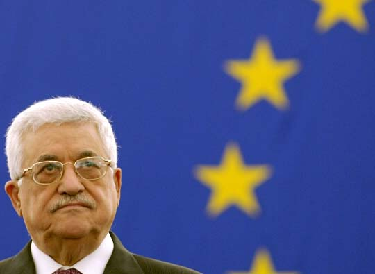 The EU has copied the language and PLO-ideology of Abu Mazen alias Mahmoud Abbas