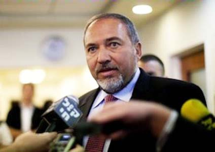 Avigdor Lieberman warns the EU, that Israel is not ready to become a European sacrifice to please Islam.