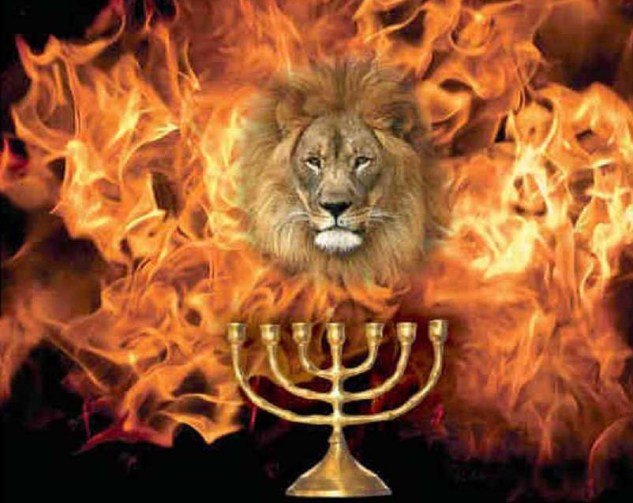 Jesus came as the Lamb of God. He will return as the Lion of Judah.