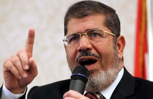 Muhammad Morsi has fetched his ideology from the Koran and Main Kampf.