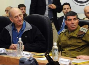 It is difficult to see what Ehud Olmert and Gabi have learned from the history of the Jewish people.