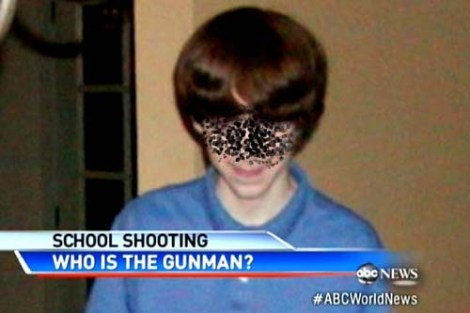 Adam Lanza committed mass murder before shooting himself.