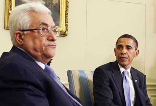 Obama do simply not have more money to pay for the salary of Mahmoud Abbas.