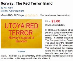 This book is about Norwegian support of Arabian terrorism.