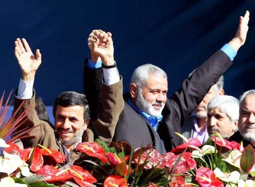 12th of February 2012. Hamas and Iran