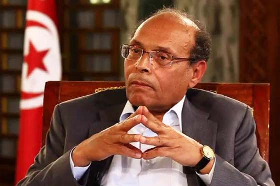 Moncef Marzouki will sons be on the way to Gaza to honor the Hamas.
