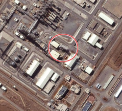 An Iranian Plutonium plant exposes the double game.