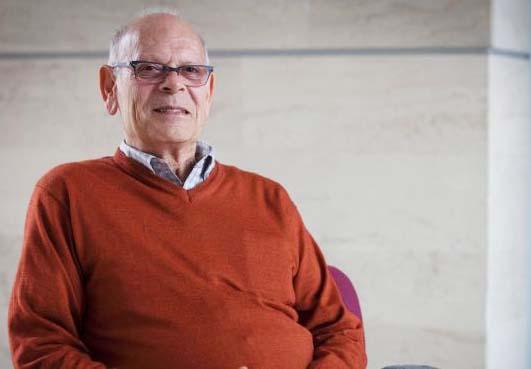 Israeli professor Evian Ezer
