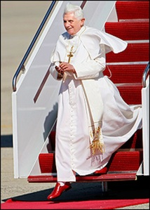 The present Pope has hid homosexual offenders inside the Vatican.
