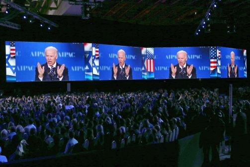 Joe Biden is as trustworthy as the bluff maker George W. Bush.