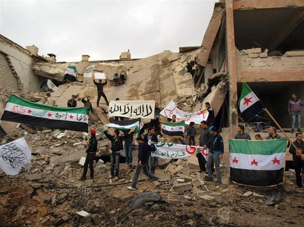 Islam represent on of the most destructive forces on Earth. Damascus will soon cease to be a city.