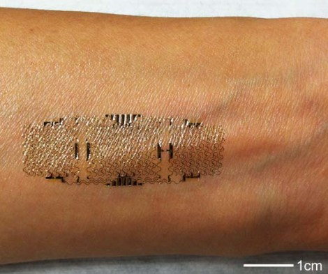 This mark on your skin will connect you to the ultimate technology.