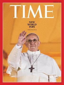 """The New Pope is already branded as the man for the """"world"""""""