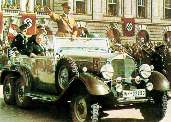 If the Nazis were permitted to run for election in Austria, they would have won.