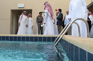 """Kill someone for """"allah"""", and this swimming pool in Saudi Arabia is yours."""