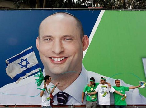 Naftali Bennet is ready to accept a two-state solution, based on popular vote.