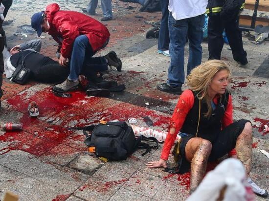Radical Muslims adore and follow the spirit of death. The Boston bombs lead to a party.