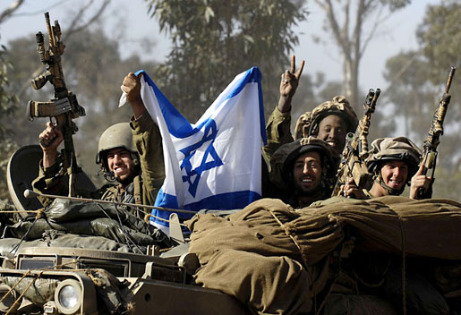 The Jews has won all the battles against the Arabs. If they loose one, Israel would be gone.