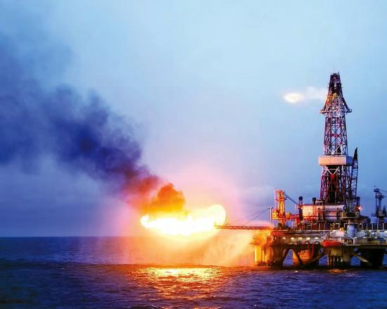 Israel has not struck gold, but one of the largest known reservoir of gas.