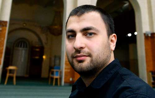When the Jew-hate of Omar Mustafa became public knowledge in Stockholm, He had to resign.