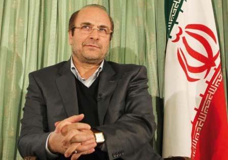 Bagher Ghalibaf rebukes Mahmoud Ahmadinejad to create an image of free and fair political debate.